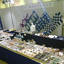 東京国際ミネラル秋のフェア2017