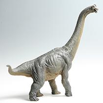 ブラキオサウルスモデル