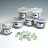 実験用鉱物材料