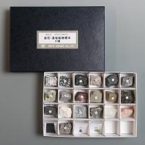 岩石・造岩鉱物標本22種