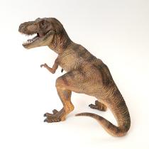 ティラノサウルス・モデル(茶)