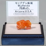 >モリブデン鉛鉱(アリゾナ)