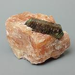 燐灰石(フッ素燐灰石)