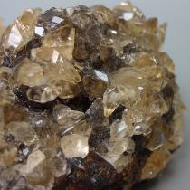 方解石/閃亜鉛鉱