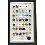 宝石鉱物標本45種