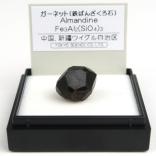 ガーネット(鉄ばんざくろ石)